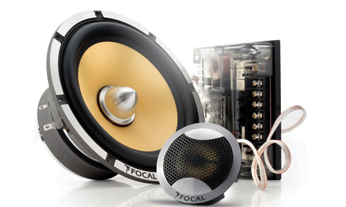 "Автоакустика компонентная 6"" Focal K2 Power 165 KRX2"