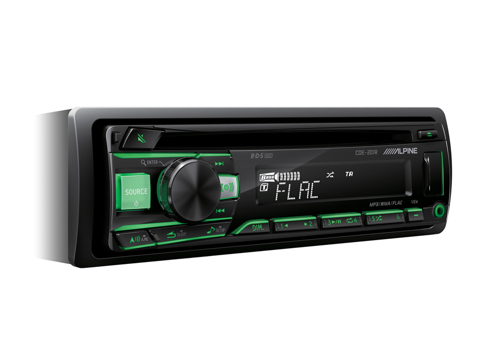 Автомагнитола CD/USB/MP3/Android Alpine CDE-201R
